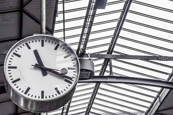 Gérer un retard ou un impondérable