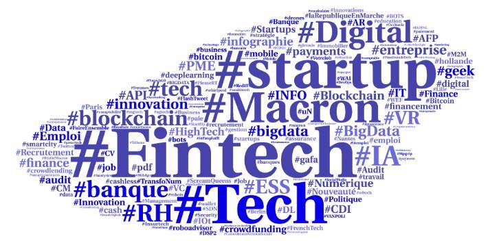Ce que tweetent les directeurs financiers